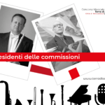 I Presidenti delle commissioni dell'Edizione 2020