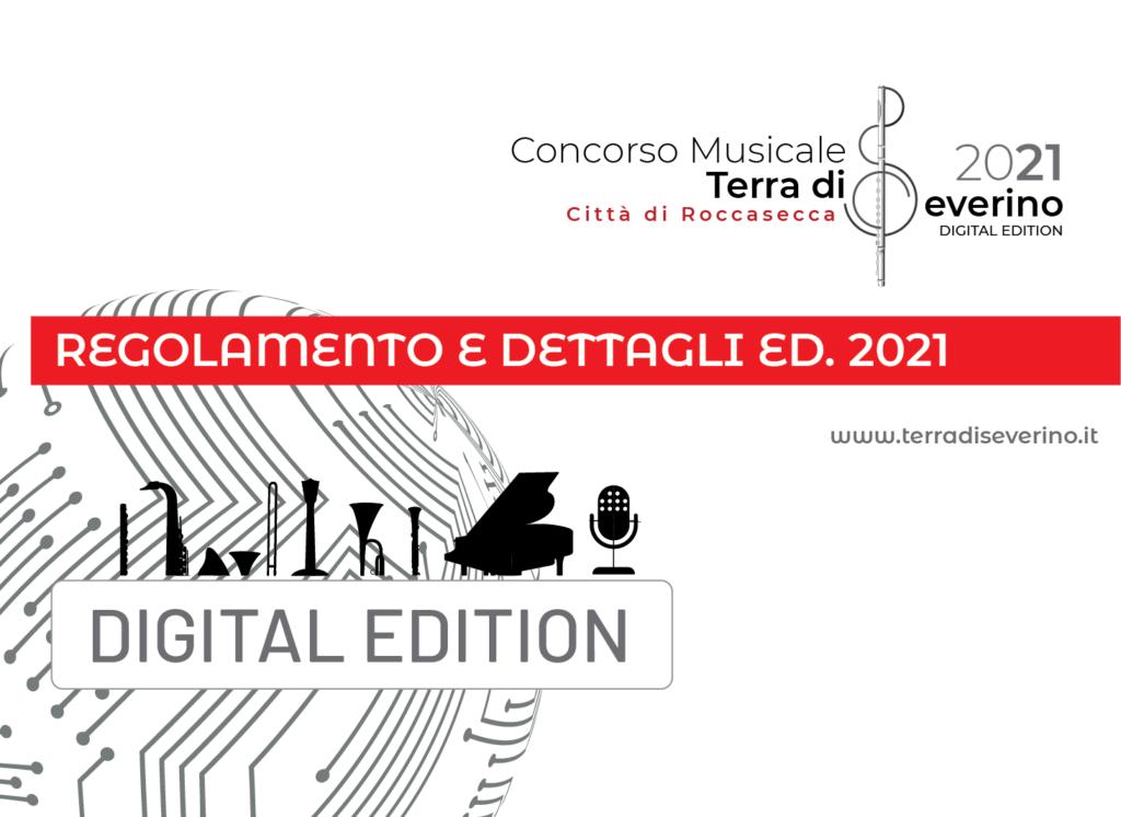 Edizione 2021 digital edition • Tutte le informazioni ed i moduli