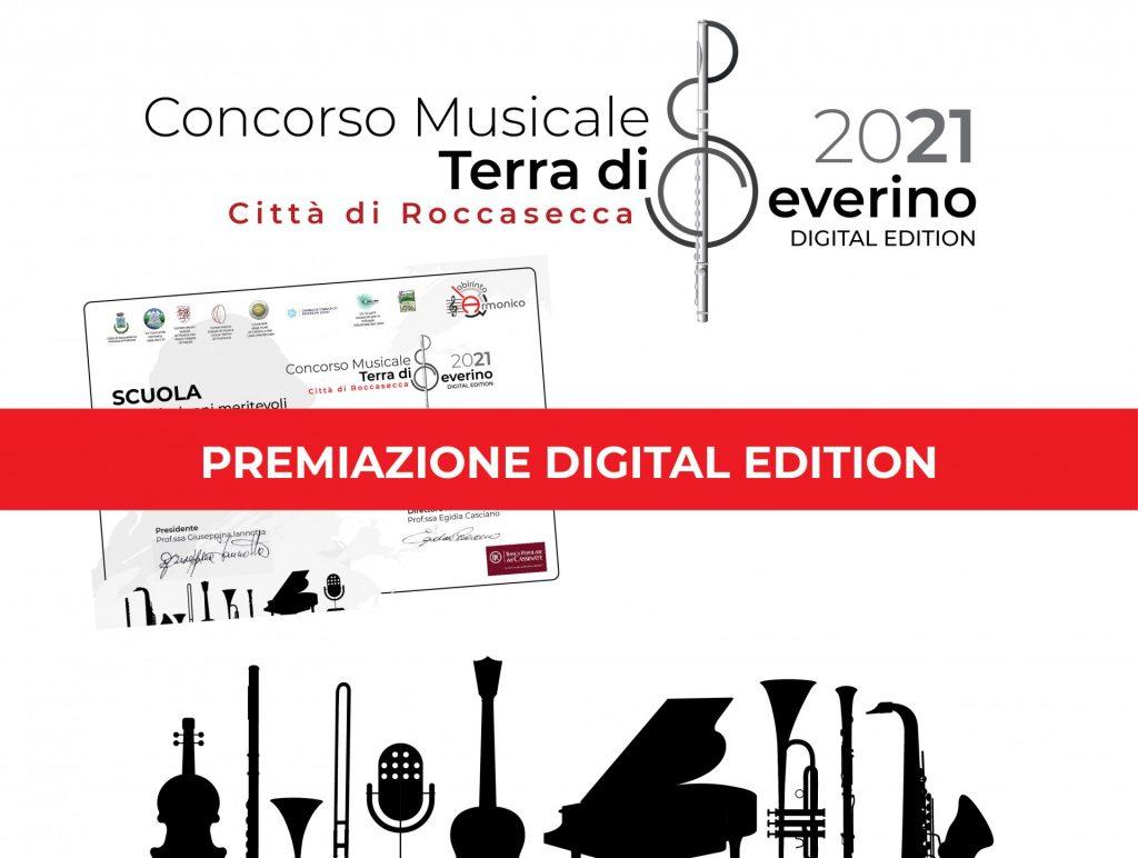 Premiazione edizione 2021 – Istruzioni per seguire la diretta.